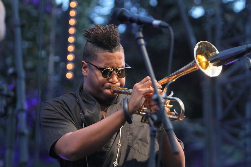 Christian Scott, una bella rivelazione al Festival jazz dei Cinque Continenti di Marsiglia