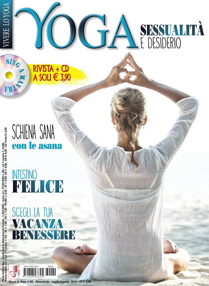 Vivere lo Yoga – luglio-agosto 2016