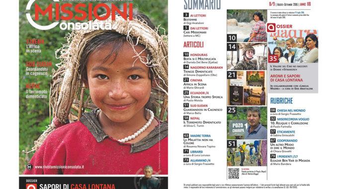 Nepal – Terremoto dimenticato