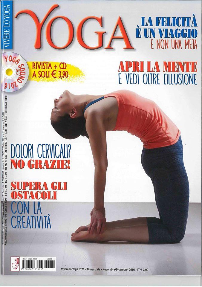 Vivere lo Yoga – n.71 novembre-dicembre 2016