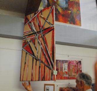Arte Astratta alla Galleria Esdac di Aix