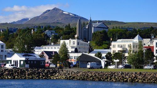 akureyri islanda