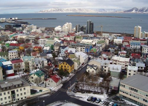 reykjavik Islanda