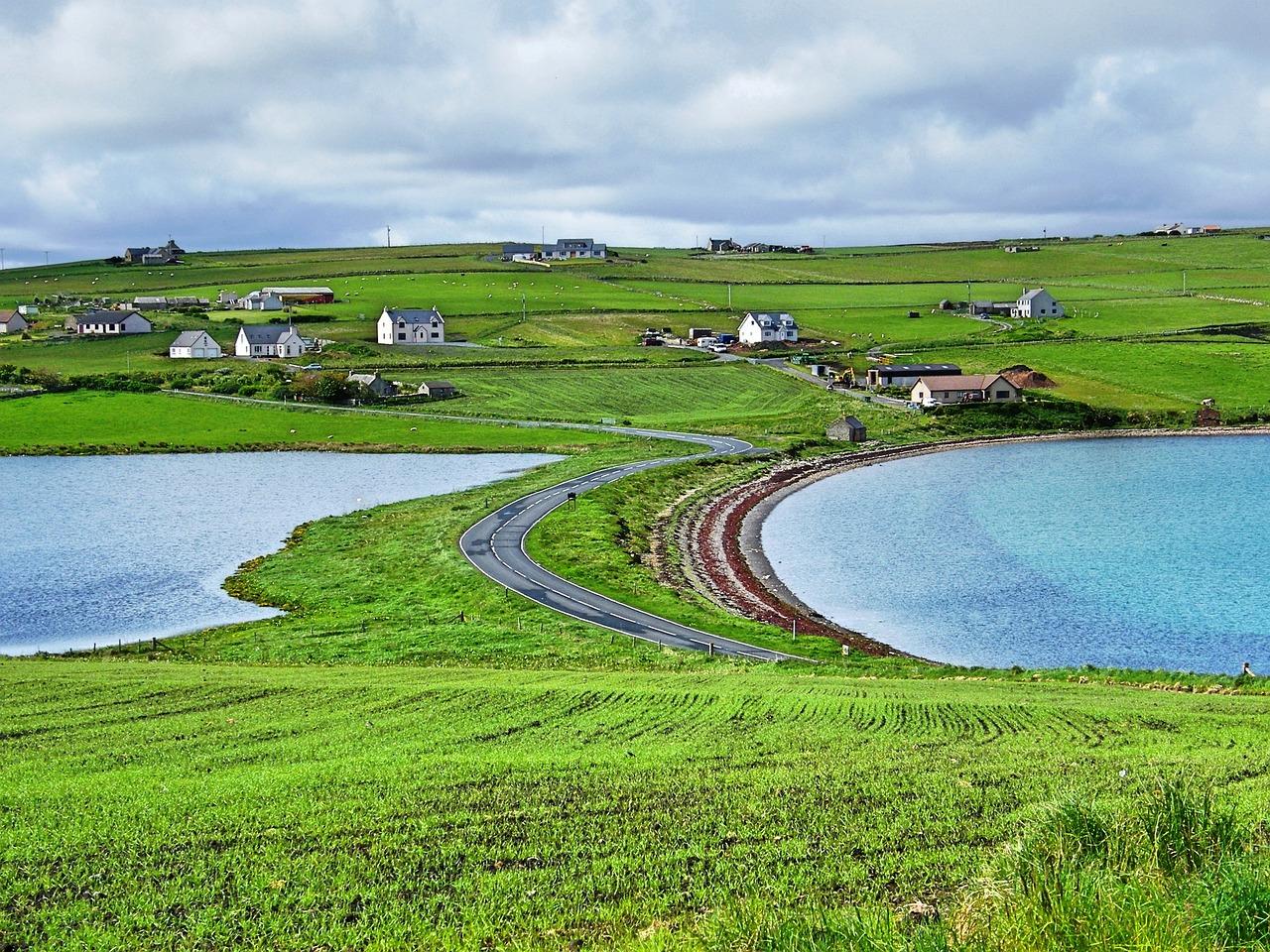 Il placido mondo delle isole scozzesi