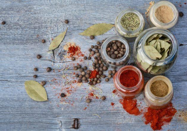 Spezie che passione! Benefici e ricette – Seconda Parte