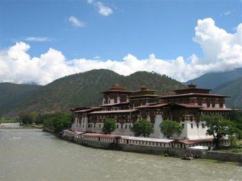 Bhutan viaggio Selene Calloni