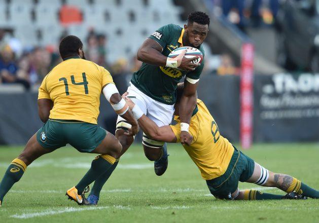 Siya Kolisi, primo capitano nero della nazionale di rugby sudafricana