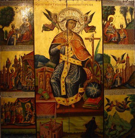 monastero santa caterina egitto